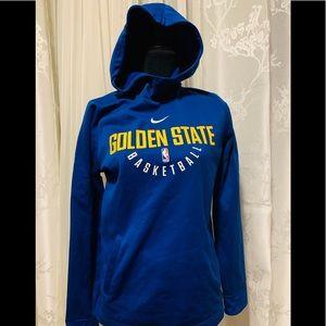 Nike Golden state Basketball Hoodie